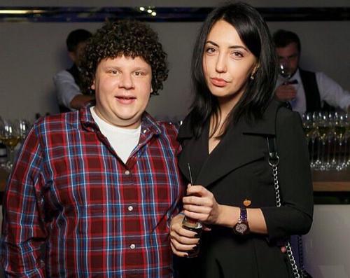 Евгений Кулик и Регина фото