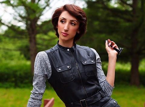 фото актрисы Лилии Абрамовой
