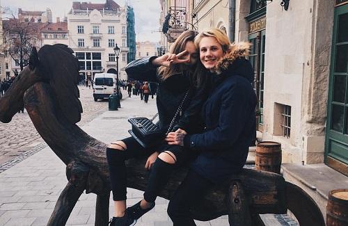 Валерия ковальчук модель фото девушки на работе в контакте