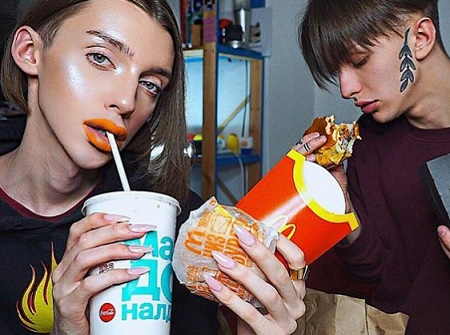 Андрей Петров и Тимофей фото