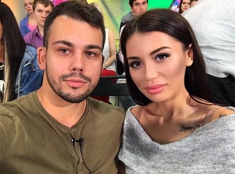 Лилия Четрару и Сергей фото