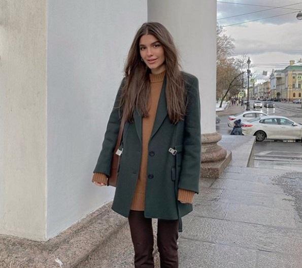 модель Мария Червоткина