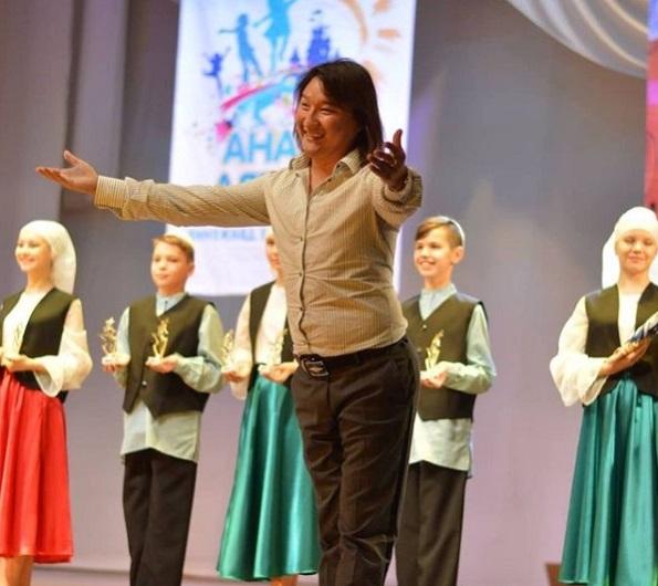 танцы Азамат Айталиев фото