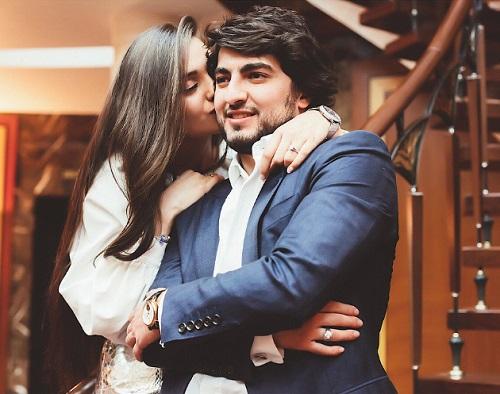 аида алиева и муж фото