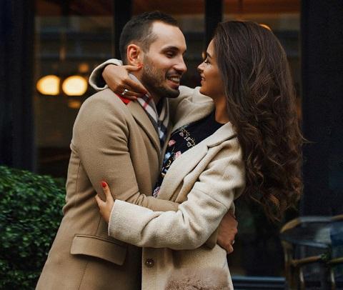 Алина Акилова и муж фото