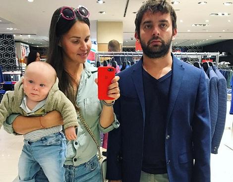 Наска Ананаска и муж фото