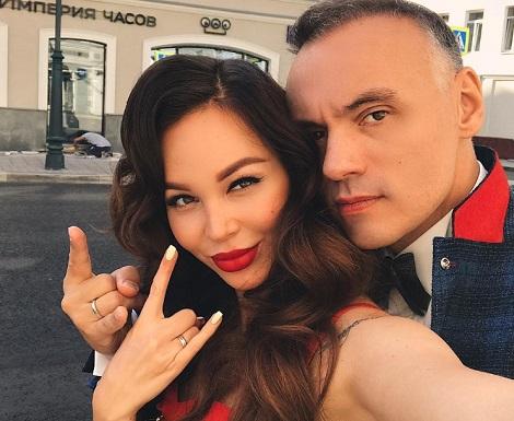фото Анастасия Лисова и ее муж