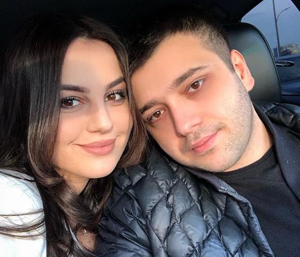 Ани Варданян и муж фото