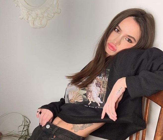 блоггер Валерия Полегенская