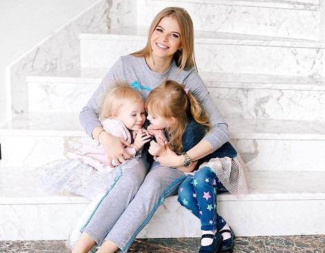 Вика Портфолио и дочки фото