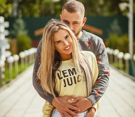 Дарина Маркина и Никита Кузнецов фото