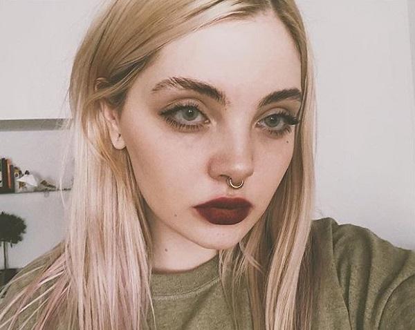 блоггер Дарья Каплан фото