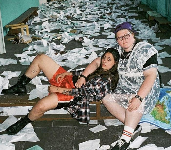 ПЕтрова и Екатерина Вандышева фото