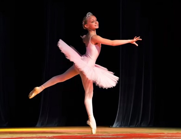 фото Лиза Калтыгина балет