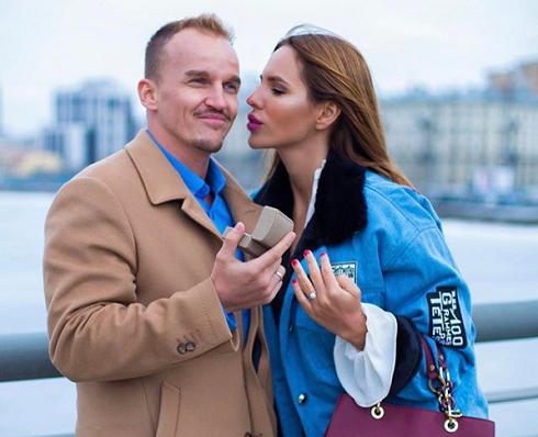 Лиза Шатилова и Юрий фото