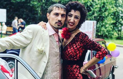 Лилия Абрамова и Дима Билан фото клип