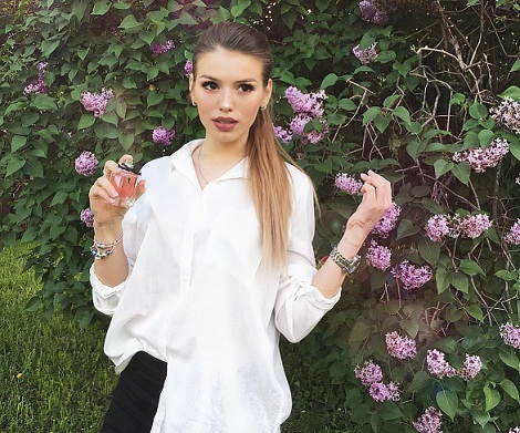 Люся Чеботина фотография певицы