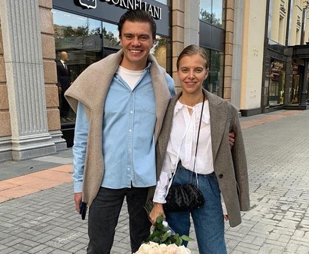 муж Марины Голомаздиной фото
