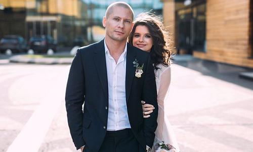 Мария Лобанова фото муж