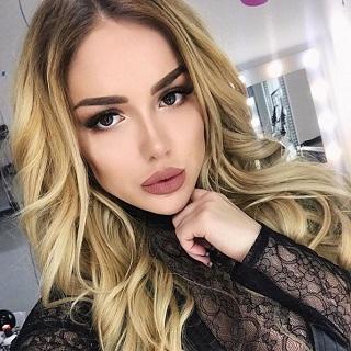 Мария Мартская фото макияж