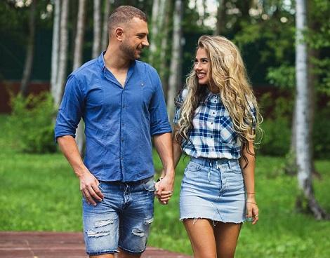 Никита Кузнецов и Дарина Маркина фото
