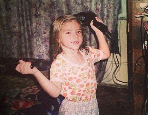 фото Никита Лол в детстве
