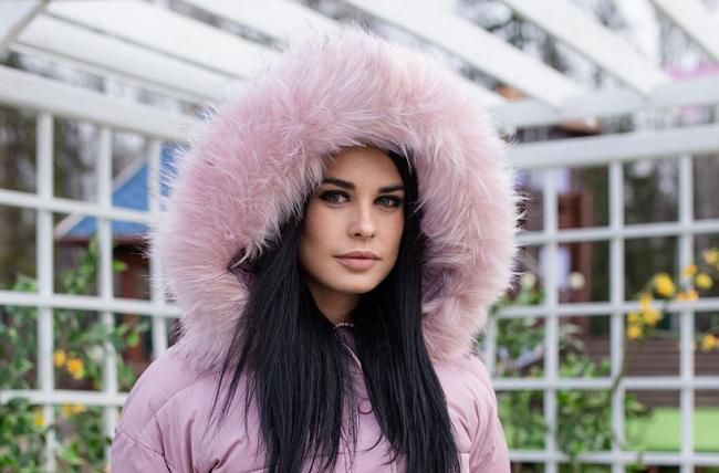 фото модель Ирина Пинчук