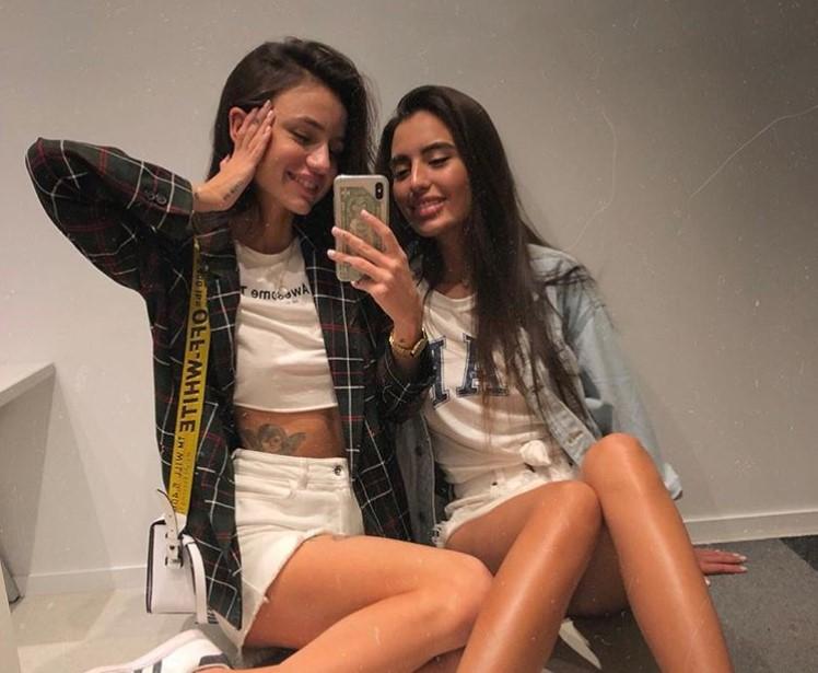 Саша Шамко и Лера фото