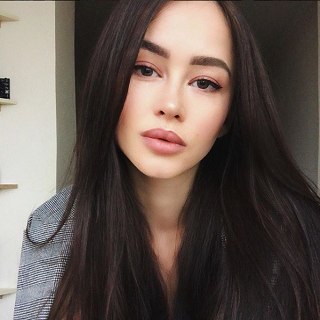 модель Таня Парфильева фото блоггер